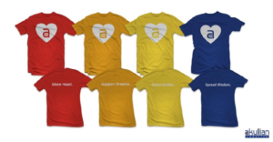 Akullian Creative's 'Ace of Hearts' shirt collection to support local charities