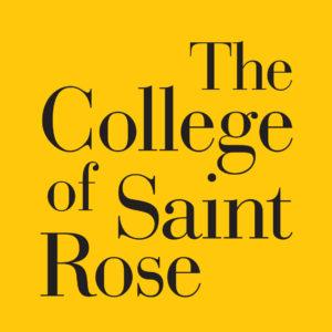 The College of Saint Rose Graphic Design School logo