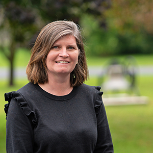 Kathryn Helm, the Headmaster of Saint Gregory's School, a prestigious private elementary school in Albany, NY
