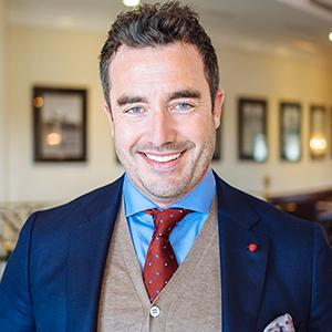 Mark Banfield, Chief Revenue Officer of LogicMonitor SaaS tech company