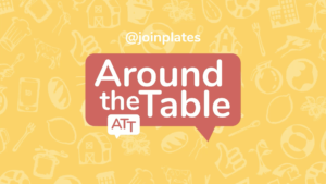 Around the table logo for film and video team in upstate ny