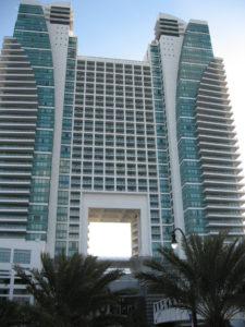 The Westin Hotel in Miami, FL