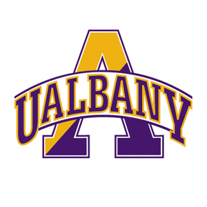 The University at Albany logo