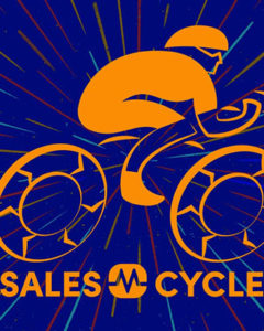 A graphic created for an Olympic-themed sales conference animation video project