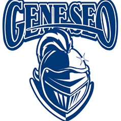 The logo for Geneseo State College