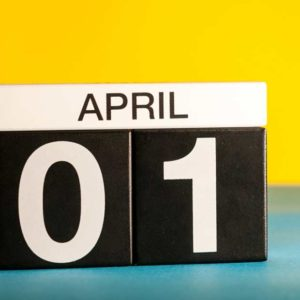 April Fool's Day jokes made by marketing companies