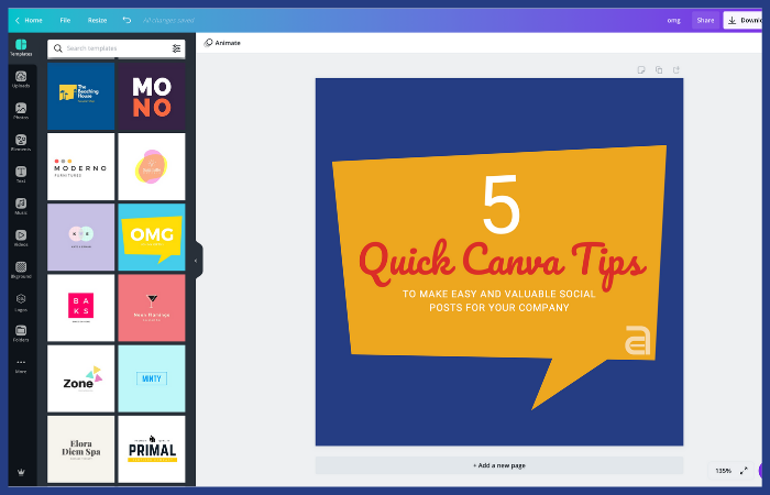 Canva Course for top graphic design programs